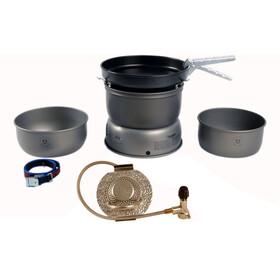 Trangia 25-3 HA ALU Cocina de Tormenta aluminio ultraligero, con quemador